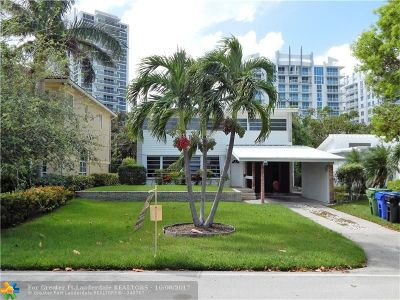 Fort Lauderdale Rental For Rent: 2805 Center Ave