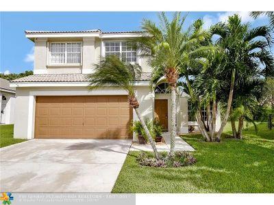 Boynton Beach Single Family Home For Sale: 8130 Mystic Harbor Cir
