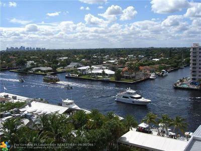 Fort Lauderdale Rental For Rent: 3020 NE 32nd Ave #912