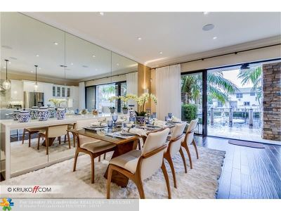 Fort Lauderdale Condo/Townhouse For Sale: 2727 NE 14th St #2
