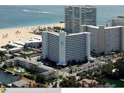 Fort Lauderdale Condo/Townhouse For Sale: 1900 S Ocean Drive #710