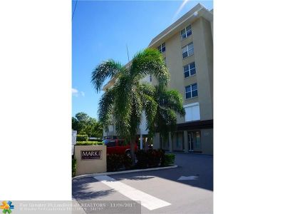 Fort Lauderdale Condo/Townhouse For Sale: 1050 SE 15th St #308