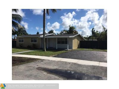 Fort Lauderdale Single Family Home Backup Contract-Call LA: 1148 NW 16th Ct