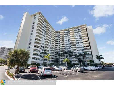 Fort Lauderdale Condo/Townhouse For Sale: 3200 NE 36th St #1010