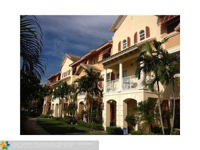 Boynton Beach Condo/Townhouse For Sale: 1440 Via Alferi #1440