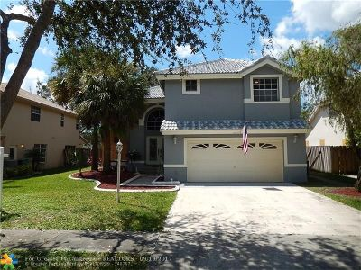 Cooper City Single Family Home For Sale: 3548 Lincoln Way