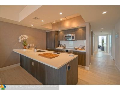 Fort Lauderdale Rental For Rent: 590 E Las Olas Blvd #2708