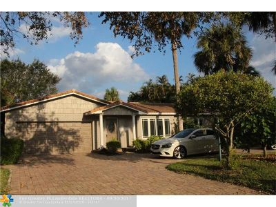 Coral Springs Rental For Rent: 1603 NW 81st Ave