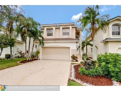 Coral Springs Single Family Home Backup Contract-Call LA: 10261 NW 7th St