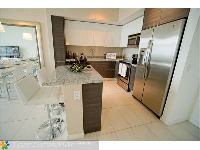 Fort Lauderdale Rental For Rent: 400 SW 1st Ave #1203