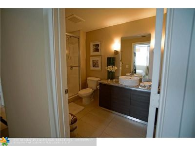 Fort Lauderdale Rental For Rent: 400 SW 1st Ave #1710