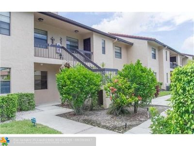 Boca Raton Rental For Rent: 21650 Juego Circle #24F