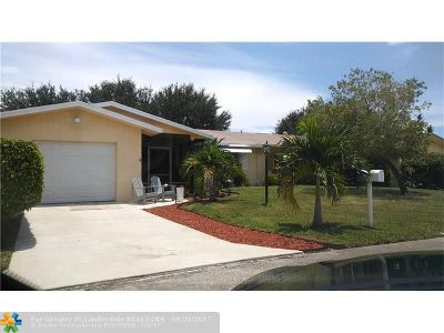 Broward County , Palm Beach County Condo/Townhouse For Sale: 14034 Campanelli Dr #14034