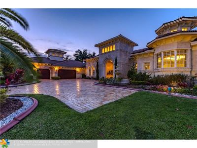 Weston Single Family Home Backup Contract-Call LA: 19337 Waters Edge St