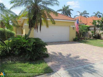 Davie Single Family Home For Sale: 9168 Magnolia Ct