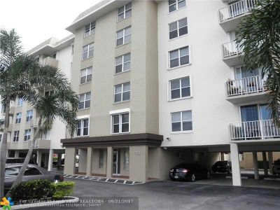 Fort Lauderdale Rental For Rent: 1050 SE 15th St #409