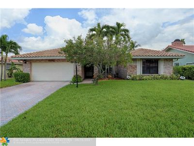 Broward County Single Family Home For Sale: 11151 NW 15th St