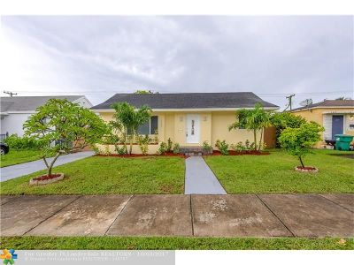 Miami Single Family Home For Sale: 6337 SW 39th Ter