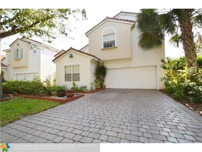Pembroke Pines Single Family Home For Sale: 1901 NW 75th Way