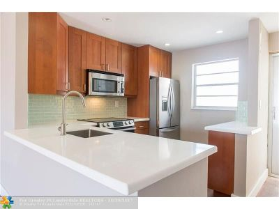 Miami Beach Condo/Townhouse For Sale: 1428 Euclid Ave #506
