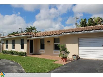 Deerfield Beach Single Family Home For Sale: 1515 SE 8th Ter
