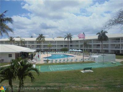 Broward County , Palm Beach County Condo/Townhouse For Sale: 5200 NE 24th Ter #c-118
