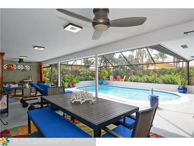 Coral Ridge, Coral Ridge 21-50 B, Coral Ridge Add, Coral Ridge Country Club Single Family Home For Sale: 4841 NE 28th Ave