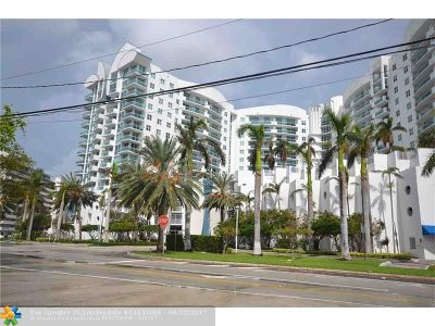 Condo/Townhouse For Sale: 7900 Harbor Island Dr #718