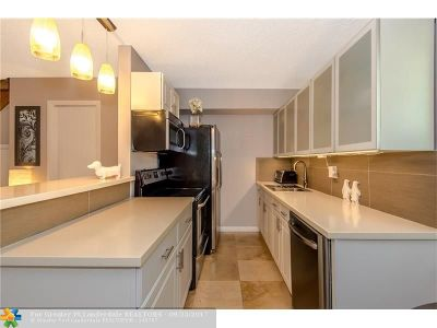 Wilton Manors Condo/Townhouse Backup Contract-Call LA: 905 NE 28th St #206
