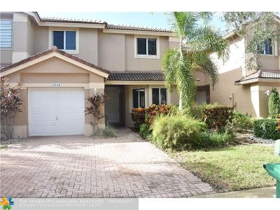 Coral Springs Condo/Townhouse Backup Contract-Call LA: 12568 NW 57 Pl #12568