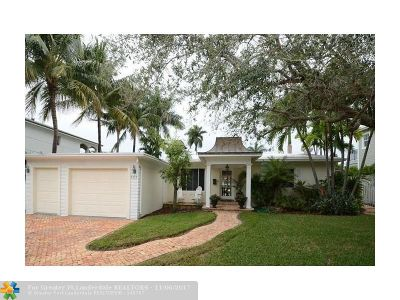 Rio Vista, Rio Vista C J Hectors Re, Rio Vista Isles Single Family Home For Sale: 1111 Ponce De Leon Dr