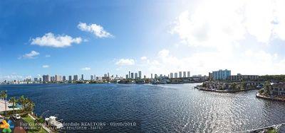 North Miami Beach Condo/Townhouse For Sale: 16570 NE 26th Ave #5H
