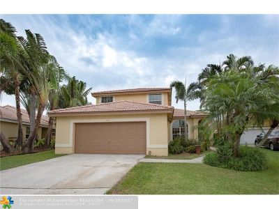 Pembroke Pines Single Family Home Backup Contract-Call LA: 1911 NW 182nd Ter