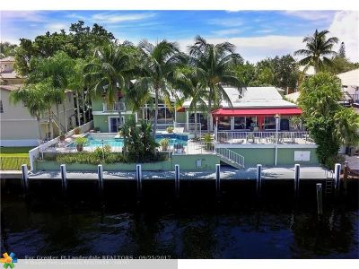 Coral Ridge, Coral Ridge 21-50 B, Coral Ridge Add, Coral Ridge Country Club Single Family Home For Sale: 3101 NE 46th St