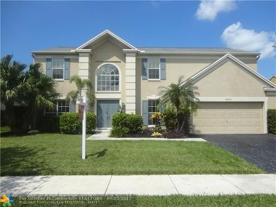 Cooper City Single Family Home Backup Contract-Call LA: 10349 Grove St