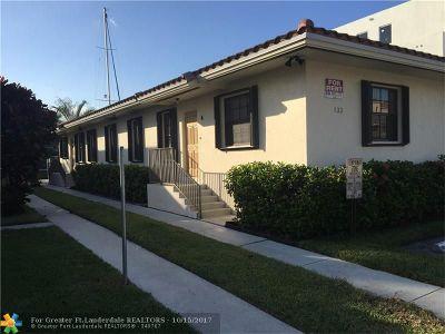 Fort Lauderdale Multi Family Home For Sale: 133 Hendricks Isle