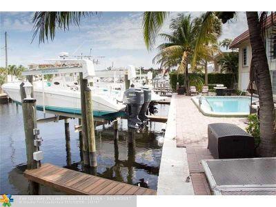 Pompano Beach Condo/Townhouse Backup Contract-Call LA: 861 SE 22nd #2