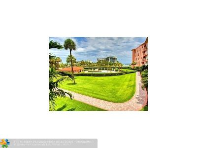 Boca Raton Condo/Townhouse For Sale: 1040 Banyan Road #201