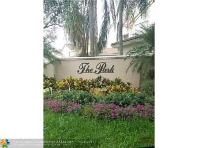 Cooper City Single Family Home For Sale: 4020 Tree Tops Rd