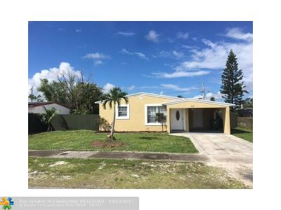 Fort Lauderdale Single Family Home For Sale: 305 SW 25th Ave