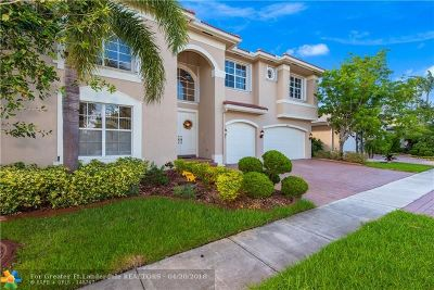 Miramar Single Family Home For Sale: 4618 SW 183rd Ave