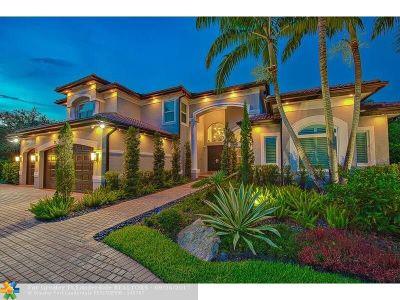 Davie Single Family Home For Sale: 10867 Garden Ridge Ct