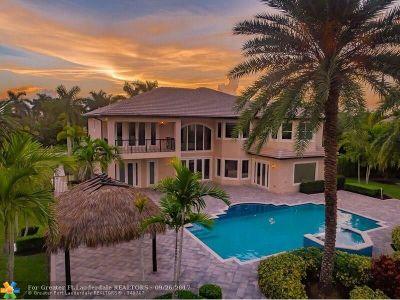 Davie Single Family Home For Sale: 2810 Birch Ter