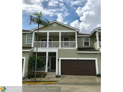 Coral Springs Condo/Townhouse Backup Contract-Call LA: 10548 NW 56th Drive #10548