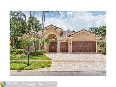 Delray Beach Single Family Home For Sale: 8836 Valhalla Dr
