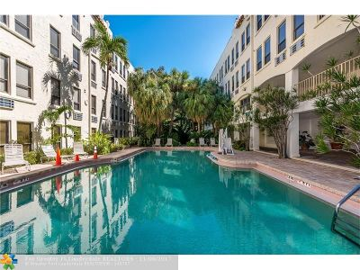 Palm Beach Condo/Townhouse For Sale: 235 Sunrise Ave #1014-101