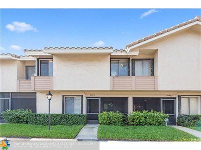 Coral Springs Condo/Townhouse Backup Contract-Call LA: 9951 W Atlantic Blvd #9951
