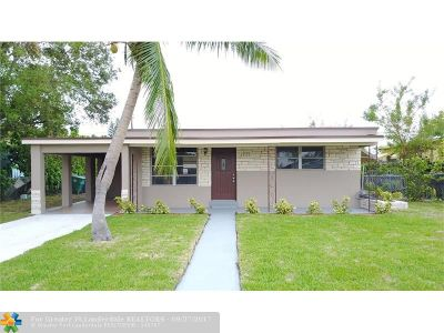 Miramar Single Family Home Backup Contract-Call LA: 6313 SW 21st St