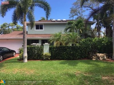 Fort Lauderdale Single Family Home For Sale: 1828 SW 24th Ave