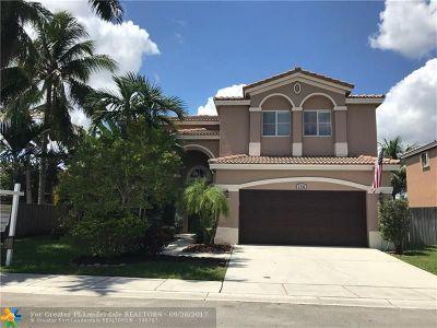 Davie Single Family Home For Sale: 1731 SW 106 Terrace